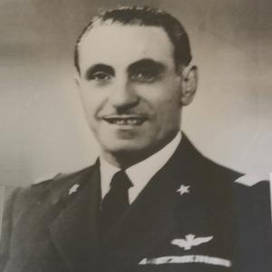 Presidente Associazione Arma Aeronautica Padova Amedeo Di Donato
