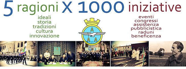 5 ragioni X 1000 iniziative