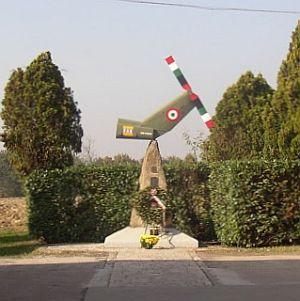 Monumento Creola di Saccolongo PD