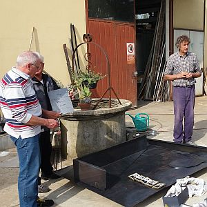 Nuovo Monumento Creola di Saccolongo PD 2017