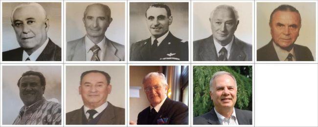 Presidenti Associazione Arma Aeronautica Padova