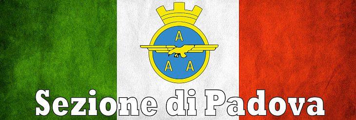 Presidente AAA sezione di Padova