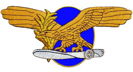 Logo ANFCMA Associazione Nazionale Famiglie Caduti e Mutilati Aeronautica