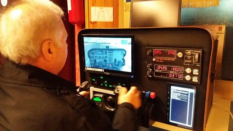 Simulatore Cesna 172