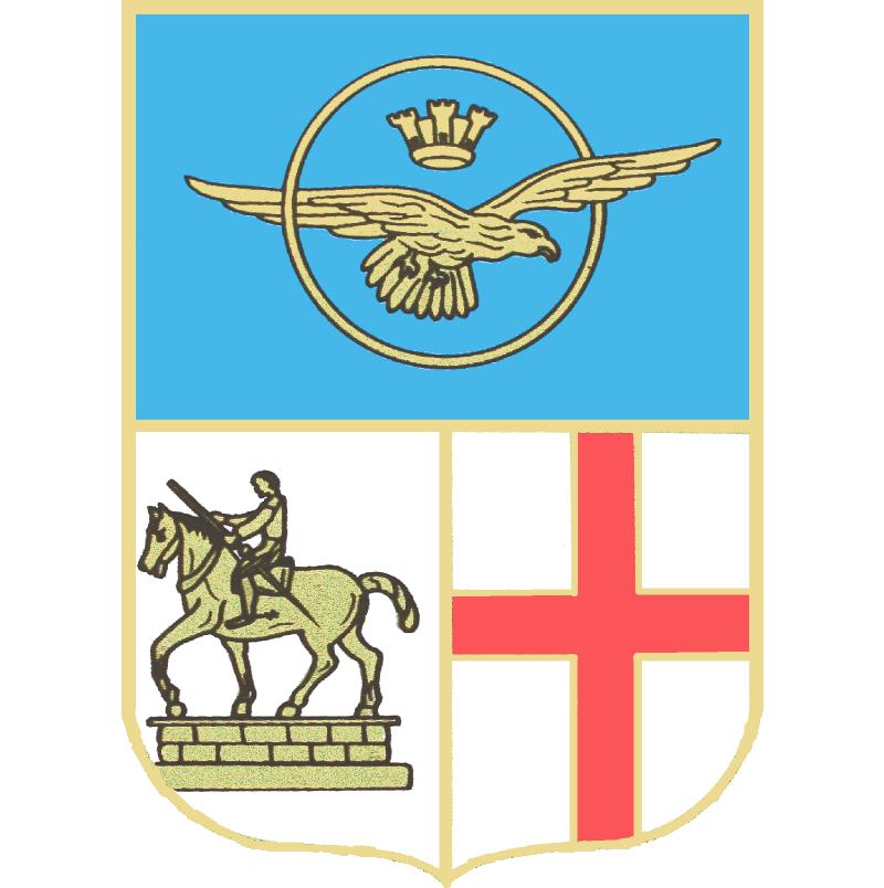 Logo Associazione Arma Aeronautica Sezione di Padova Logo AAA PD
