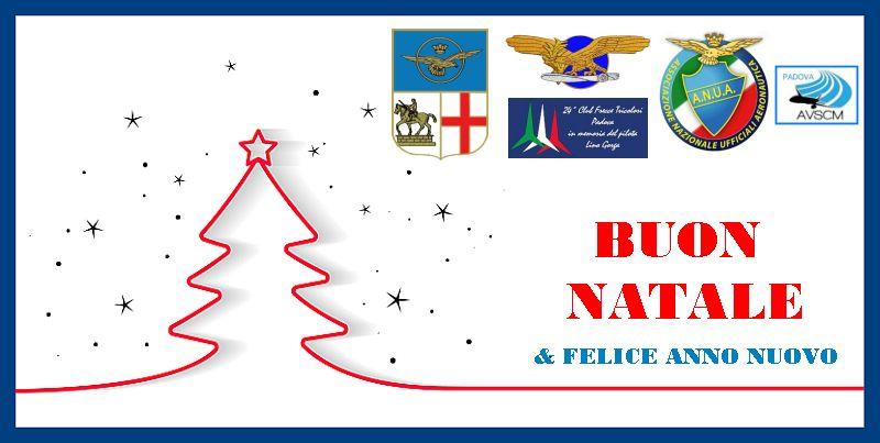 Scambio Auguri Di Natale.Aaa Anfcma Anua 24cft Avscm Padova Scambio Auguri Di Natale 2019 Associazione Arma Aeronautica Sezione Di Padova