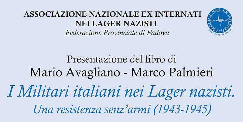 Presentazione libro di M. Avagliano e M. Palmieri
